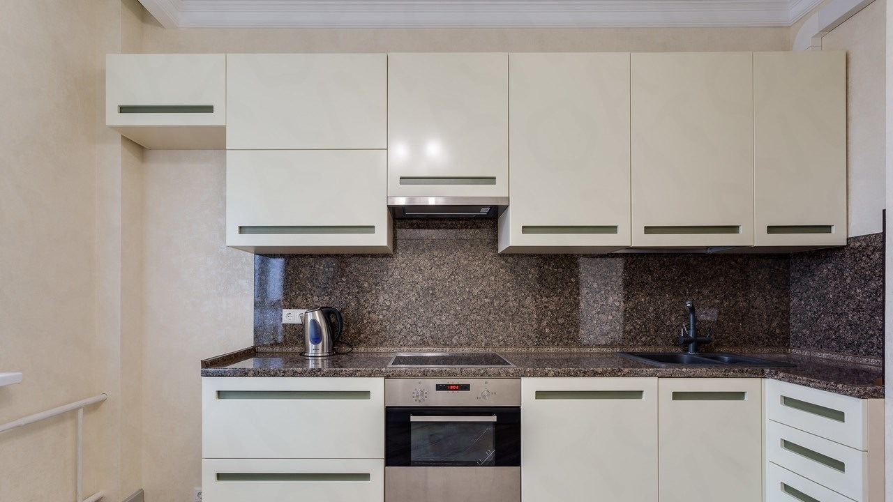 Ремонт кухни под ключ - 14 кв .м.