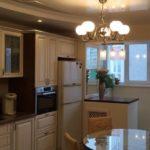 Кухня в двухкомнатной квартире 57,1 м²