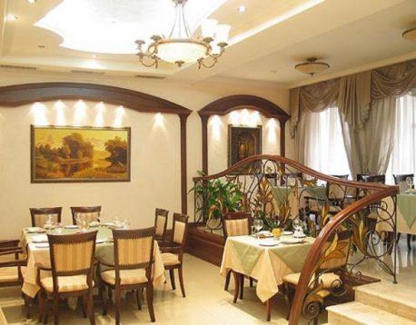 ремонт ресторана в Москве