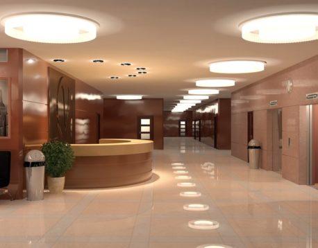 Ремонт отелей и гостиниц в Москве