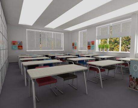 ремонт учебных аудиторий